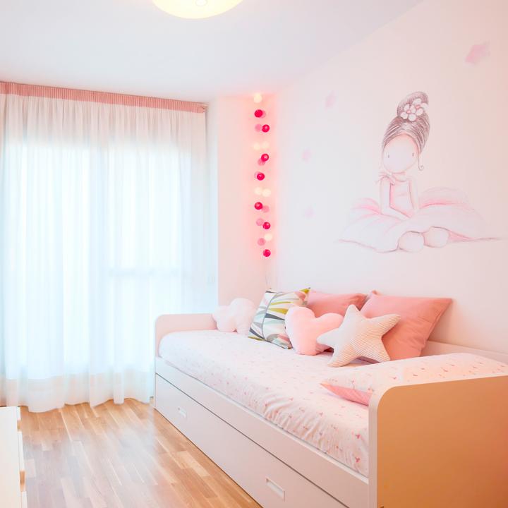 Habitaci n infantil leal interiorismo y dise o - Diseno habitacion infantil ...
