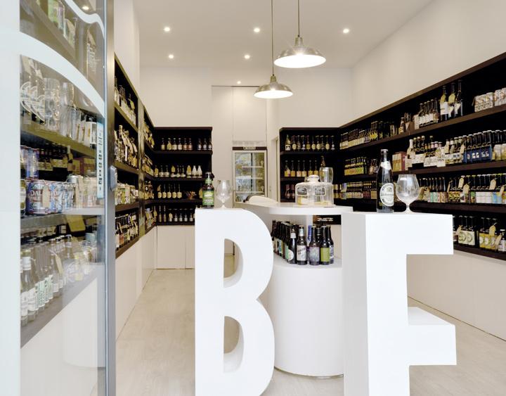Interiorismo de locales comerciales en Burgos