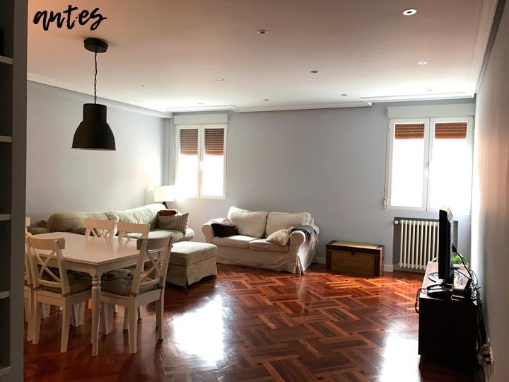 decoración de un salón comedor - Leal Interiorismo y Diseño