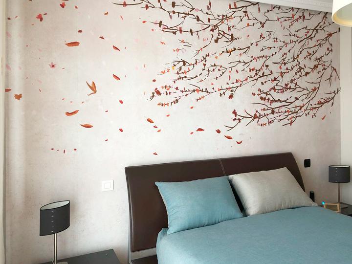 Papel pintado de diseño en Burgos