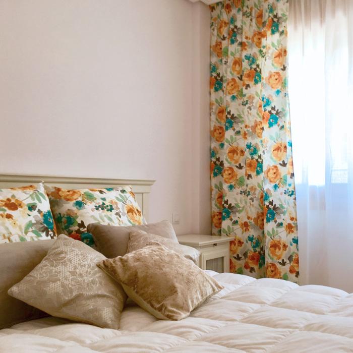 Cojines y ropa de cama en Burgos